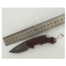 Cuchillo plegable al aire libre con multifuncional, cuchillo elástico de la supervivencia de la herramienta