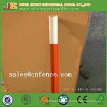 1.25lb T pintado verde tachonado T em forma de post Cerca para venda