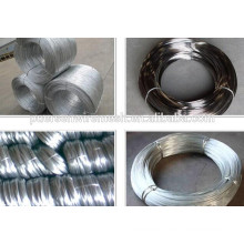 4.2mm - 0.15mm high tensile strength galvanized wire by Puersen,China
