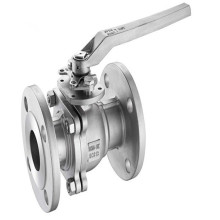 Stainless Steel Ball Valve with Locked Handle
