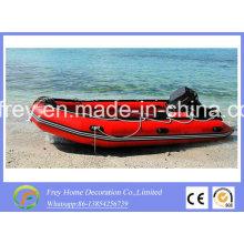 Ce 4.3m / 14FT PVC / Hypalon Bote inflable Barco de pesca