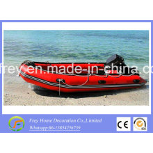 Ce 4.3m/14FT PVC/ Hypalon Inflatable Boat Fishing Boat