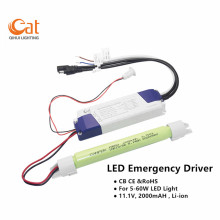 Emergency Battery Pack for 5-60W Panel Light