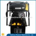 Bomba de gasolina de pistão elétrico de mão hidráulica ZHH-700S