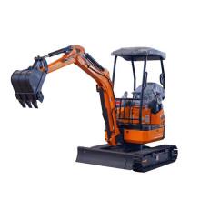 Excavadora de orugas de máquina de excavación de bajo precio