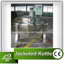 Agitator Jacketed Kettle with Tittling Function