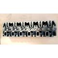 Tête de cylindre de pièces de moteur Deutz TCD2013 04291729