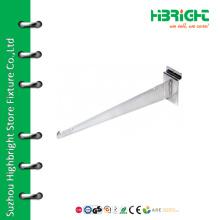 Cuatom slatwall accessories for retail store