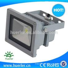 Square CE ROHS 10w 30w 50w RGB führte Flutlicht ip65 im Freien