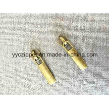 3 # Anti-Messing Überzug Non Lock Slider für Nylon Zipper