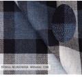 Tela 100% de la tela de los hombres de la tela material del paño de la tela de algodón