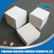 Сота кордиерита керамический для поддержки катализатора