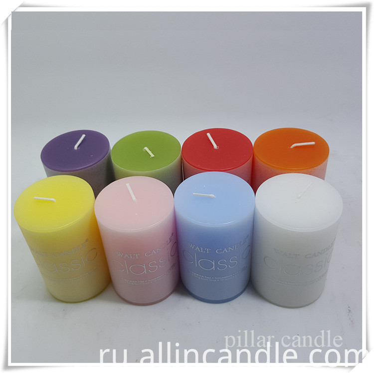 Pillar Candles online