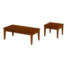 Strong frame durable tea table