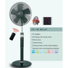 Ventilador de pedestal de 16 pulgadas con ventilador remoto (FS1-40.901 LAY)