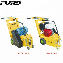 target mini planer scarifying machine hot sale asphalt scarifying machine(FYCB-250)