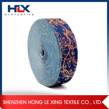 Custom Printed Silicone Elastic Tape