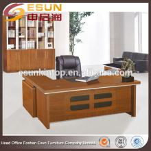 Современный дизайн офисных столов для меламина