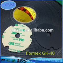 Custom Die Cut ITW Formex GK-40 Insulating Material