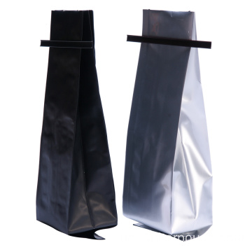 Vierfach-Siegel-Kaffee-Tasche, Tin Tie Coffee Bag