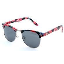 Professionelle Kunststoff-Sonnenbrille mit PC-Rahmen (C0085)