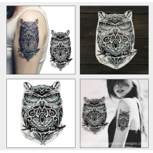 Wholesale fashionable design single color temporary tattoo stickers