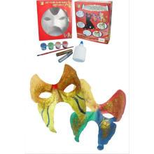 DIY kids party design masque créatif masque d'Halloween