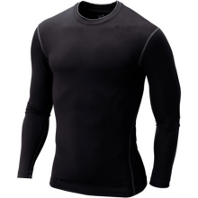 Fashion Men Long sleeve Fit Sportswear Compression wear
