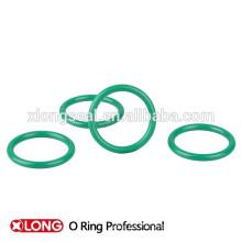Diferentes tamaños de goma de colores surtidos o anillo
