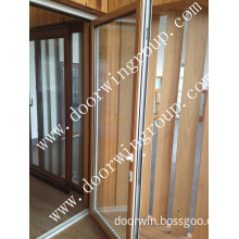 Aluminium Wood Door