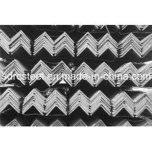 Ferro Angular Galvanizado (bar) para Construção