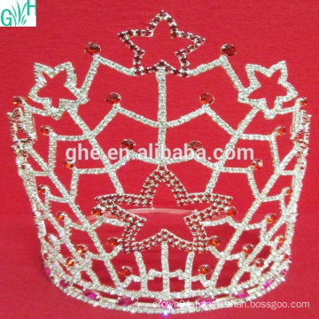 Beautiful five-star crown