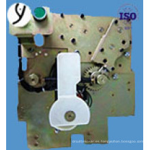 Puerta resorte mecanismo de funcionamiento
