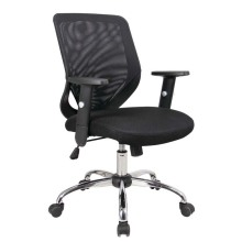 Fabric Seat Ergo Office Mesh Chair For Executive