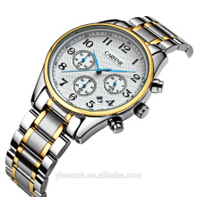 Chronograph Armbanduhr 50atm wasserdicht Edelstahl Uhren