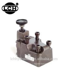 yuken mini hydraulic control yuken relief valve