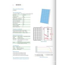 Panneau solaire Gp-100p-36