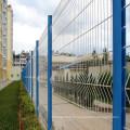 Style Spécial 4.5mm de haute qualité 3D Curved Wire Mesh Fence