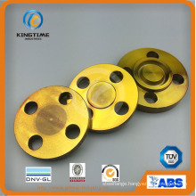 Anisi B16.5 Carbon Steel Blind Flange Forged Flange with TUV (KT0396)