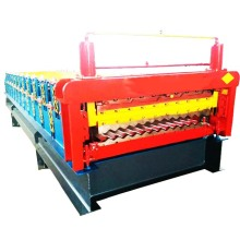 Lapisan Double Roll Roll Forming Machine