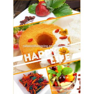 NingxiaLycium, Gojiberry-Air getrocknete Früchte, Barbary Wolfberry Obst, Fructus Lycii Ningxia überlegene Früchte Goji Beeren