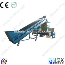 Wood Pellet Bagging Machine,Wood Pellet Bgging Compactor,Wood Pellet Baler Bailer Machine