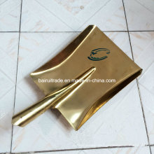 Pala de punta redonda de pala de latón de 420 * 240 mm