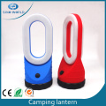 Bright LED Battery Powered levou lanternas de acampamento