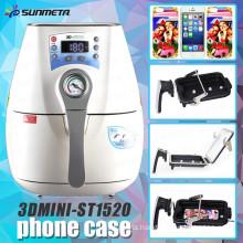 Sunmeta 3D Mini Vacuum Sublimation Mahcine Heat Press Machine (ST1520-B)