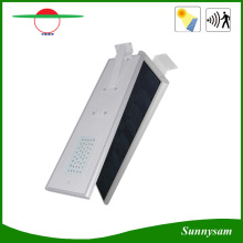 Solar LED Street Light All in One, with Motion Sensor and Bluetooth Control