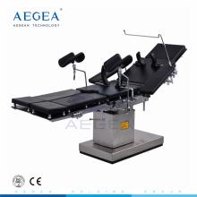 AG-OT012 Urologische Neurochirurgie Patientenuntersuchung chirurgische Krankenhaus OP-Tisch Hersteller