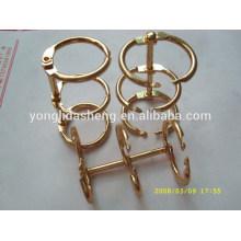 Gancho de metal de alta qualidade o anel