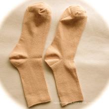 Calcetines cómodos de las mujeres del cáñamo para la vida diaria (WHS)
