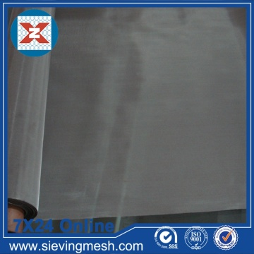Twill Weave Mesh Stainless Steel